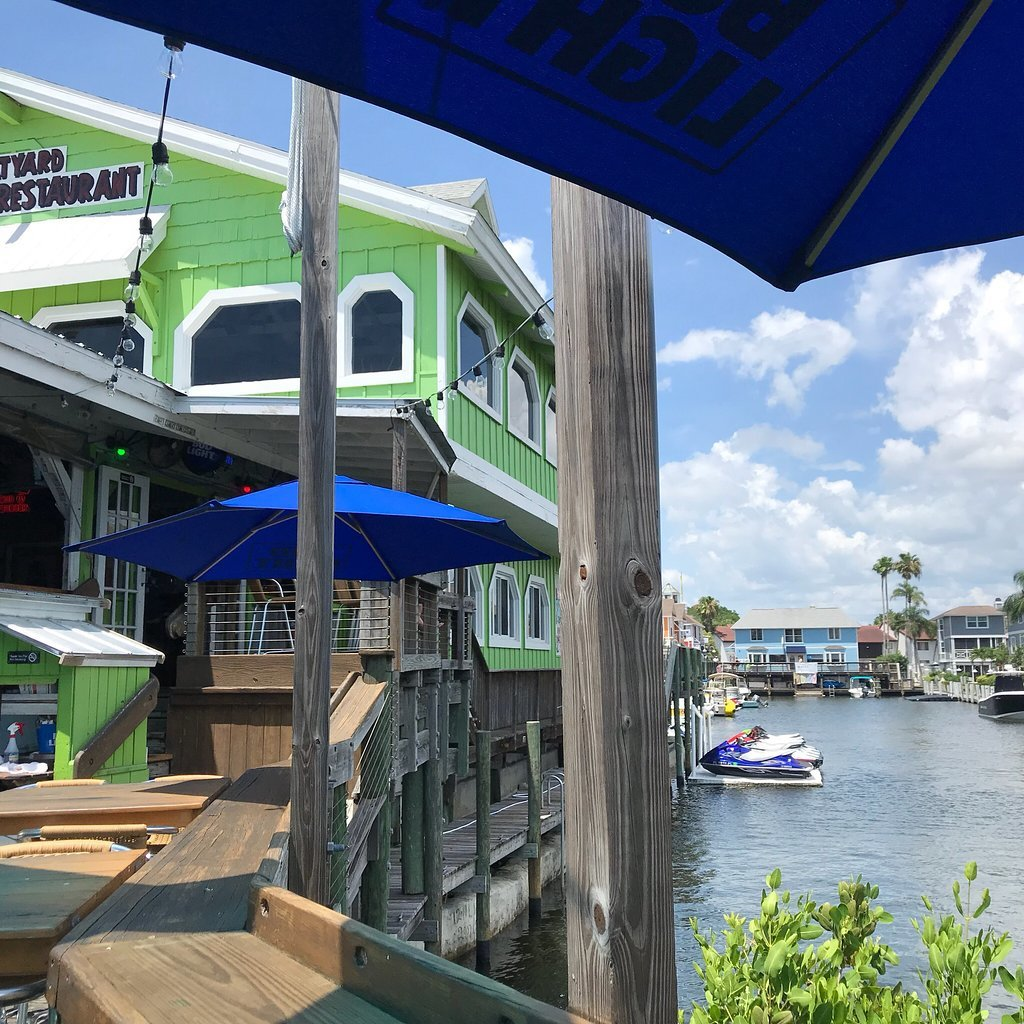 Boatyard Waterfront Bar and Grill