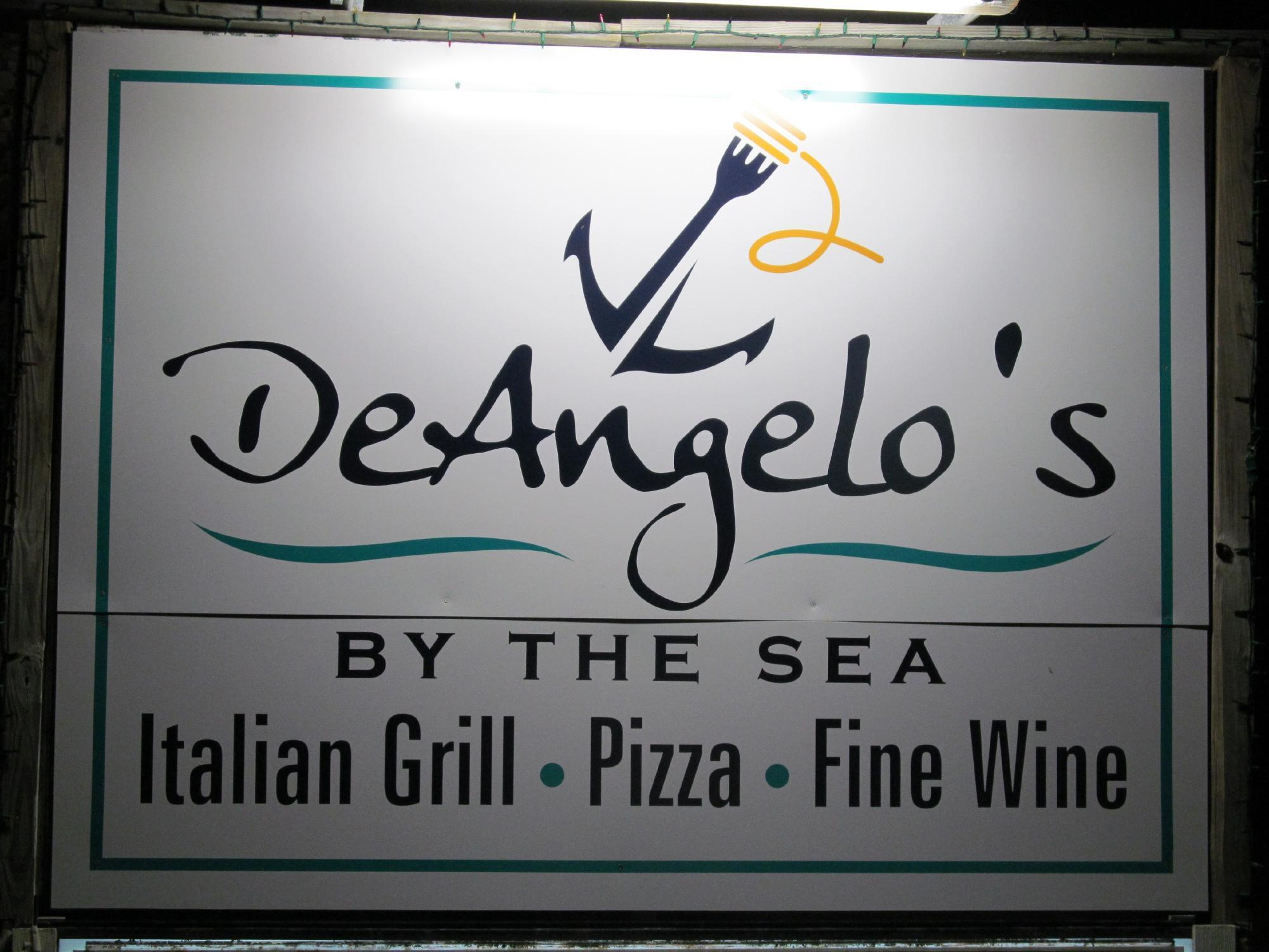 DeAngelos by tde Sea