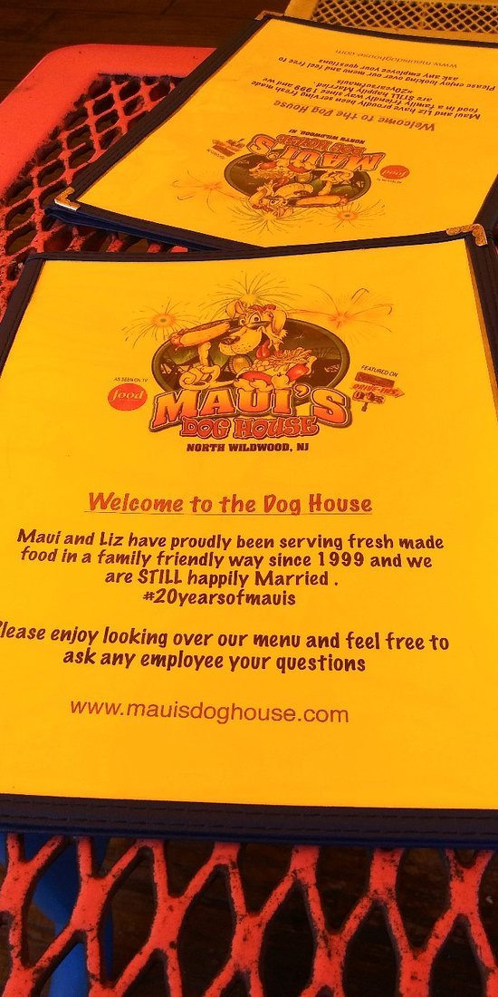 Mauis Dog House